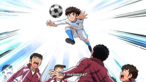 Captain Tsubasa (2018) Episode 2 Subtitle Indonesia