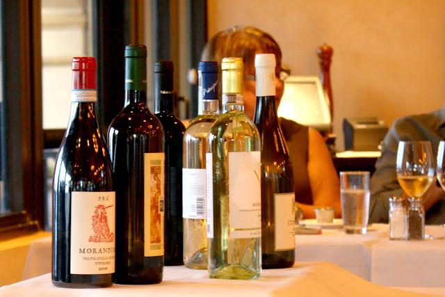 Cafe Med Ristorante Wine Tasting
