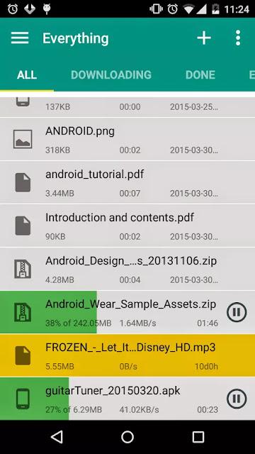 10 Aplikasi Terbaik Untuk Mempercepat Internet Pada Android