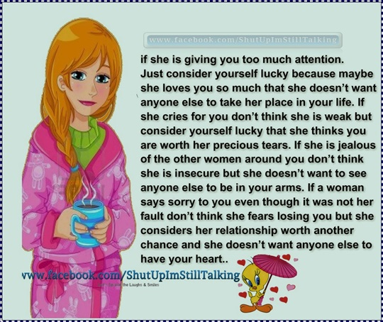 Dont Take Her For Granted Taken For Granted Quotes