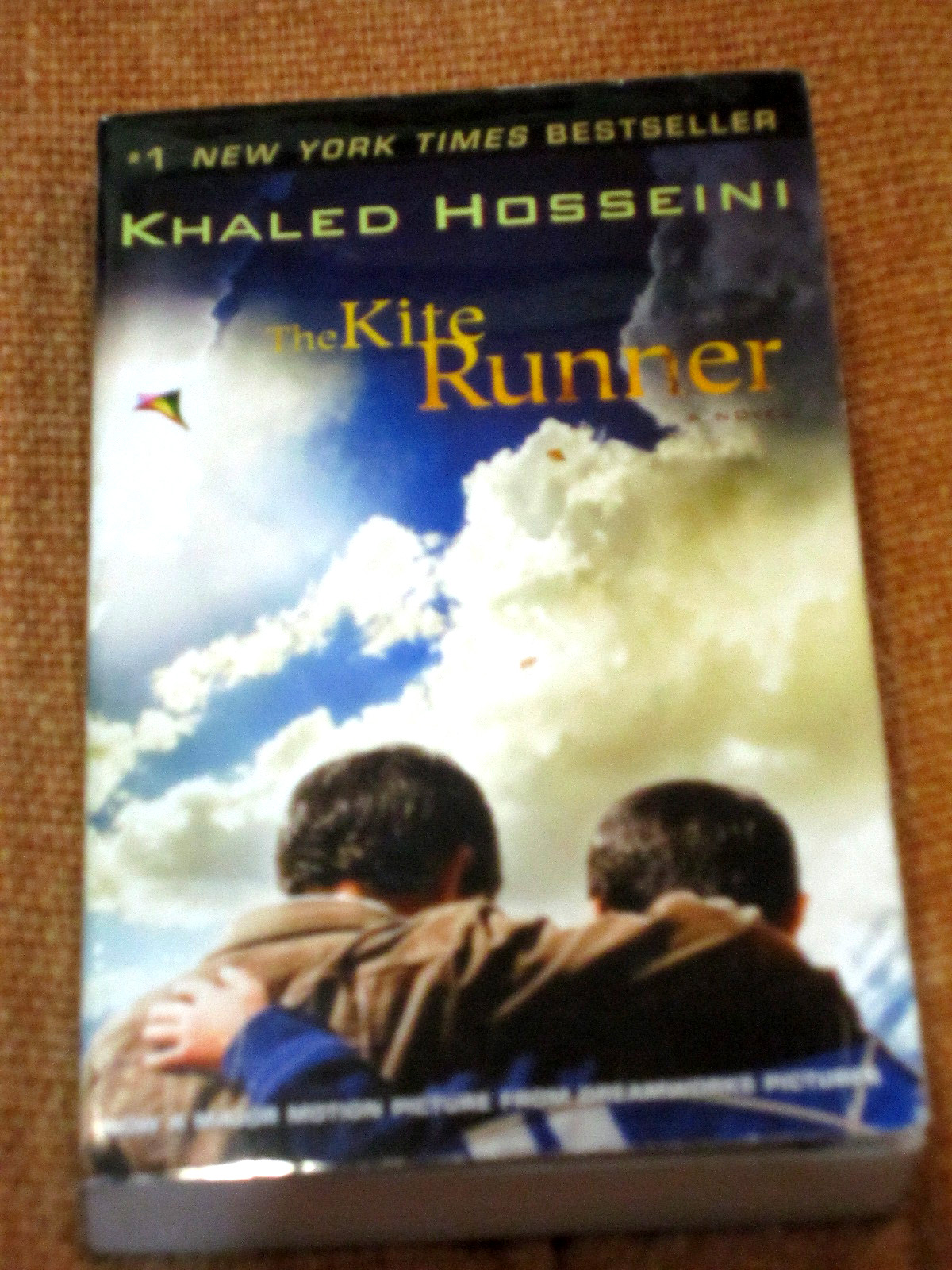 escapist ojaesama book review 3 the kite runner book title the kite runner author khaled hosseini