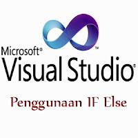 Contoh penggunaan IF Else dengan VB.NET