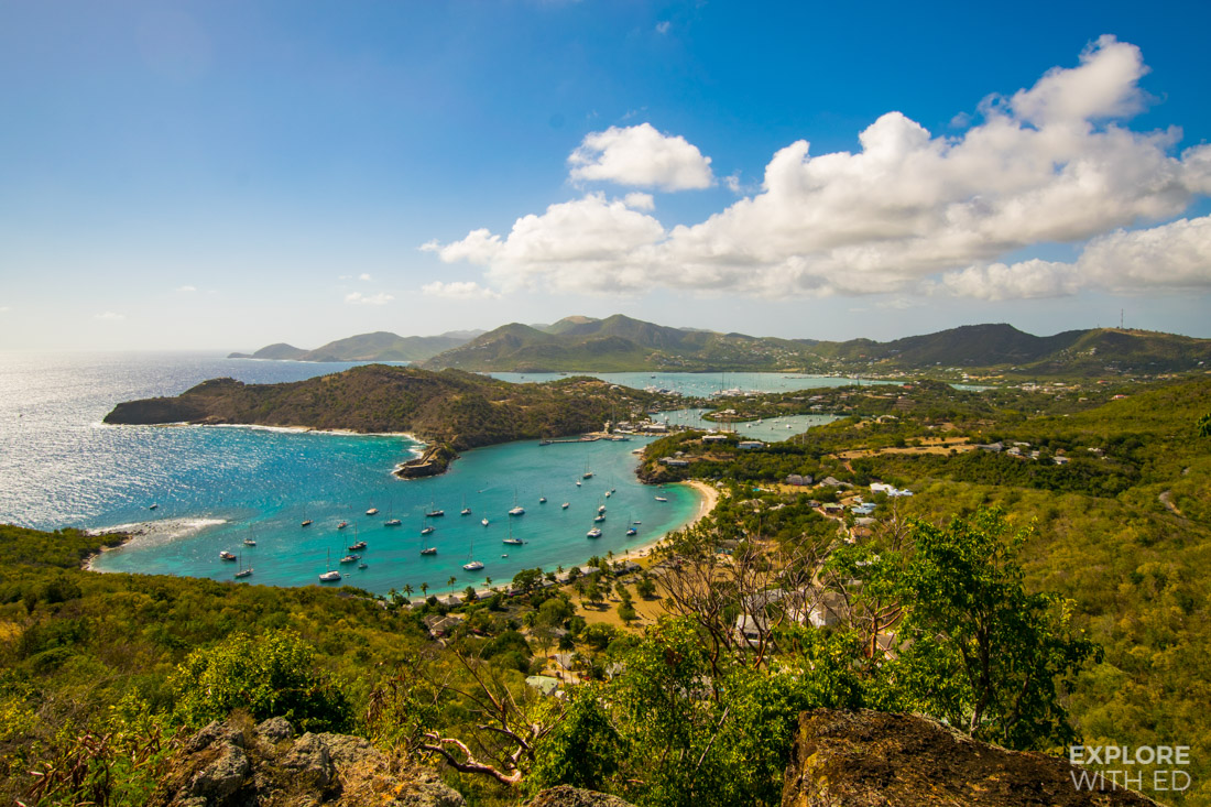 Shirley Heights shore excursion in Antigua with Viking Cruises