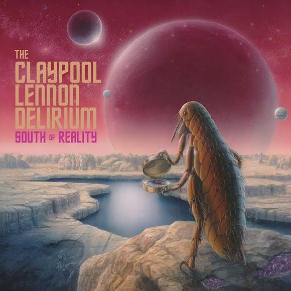 The Claypool Lennon Delirium : «South of Reality» en février 2019