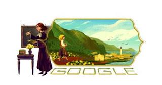محرك البحث جوجل , يحتفل بالذكرى الـ81 لميلاد المناضلة الجزائرية آسيا جبار