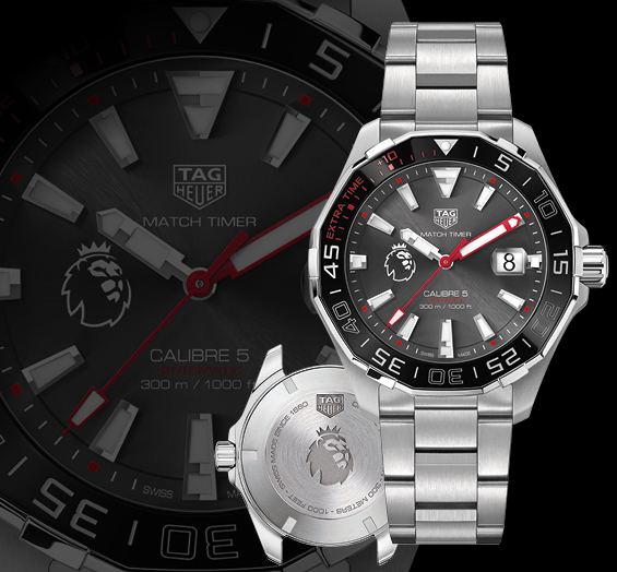 Tag Heuer Aquaracer Premier League Special Edition 2016