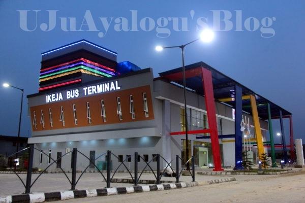 PHOTOS: Governor Ambode to launch world class Ikeja Bus Terminal