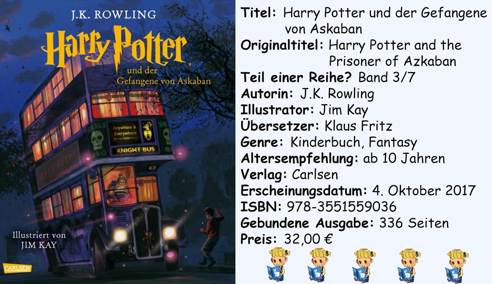 Rezension Harry Potter Und Der Gefangene Von Askaban