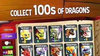 تحميل لعبة dragon city للاندرويد مهكره