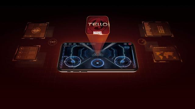 Tello Hero App
