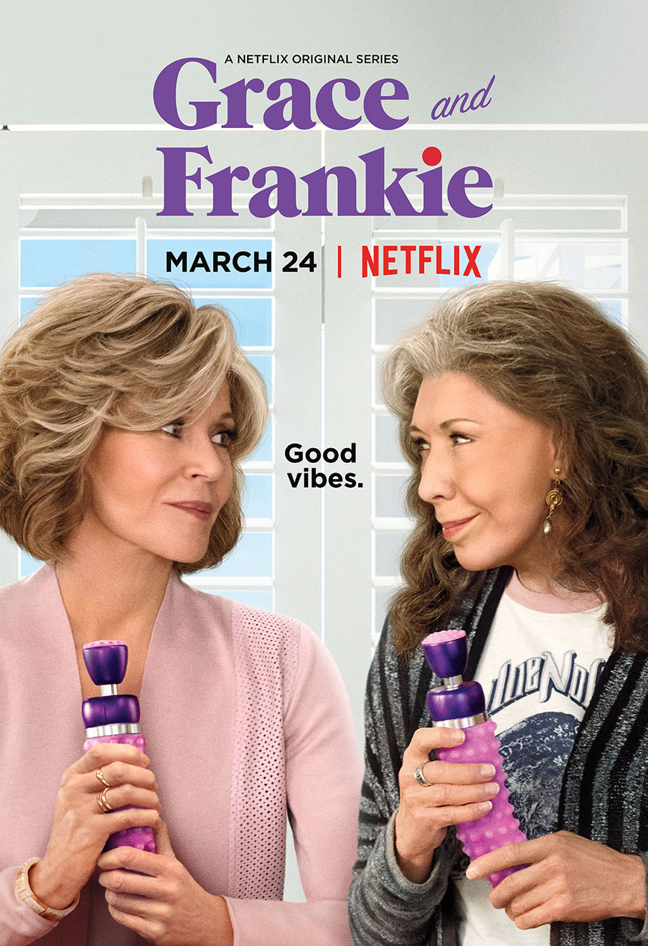 Grace and Frankie (TV Series 2015– ) ταινιες online seires oipeirates greek subs
