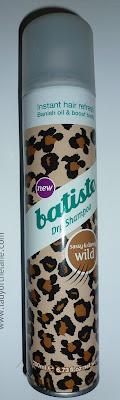 Batiste Go Wild Dry Shampoo