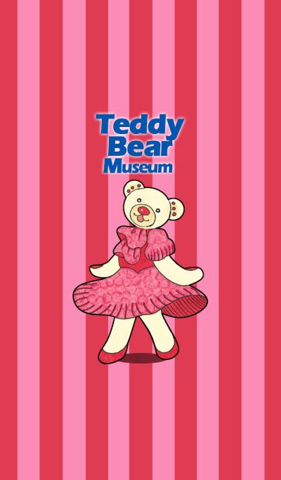 Teddy Bear Museum 30 - Pretty Bear