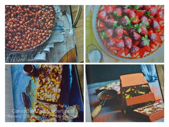 Valli Little Delicious: 60 x zoete recepten