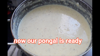 Image of ready the sweet pongal