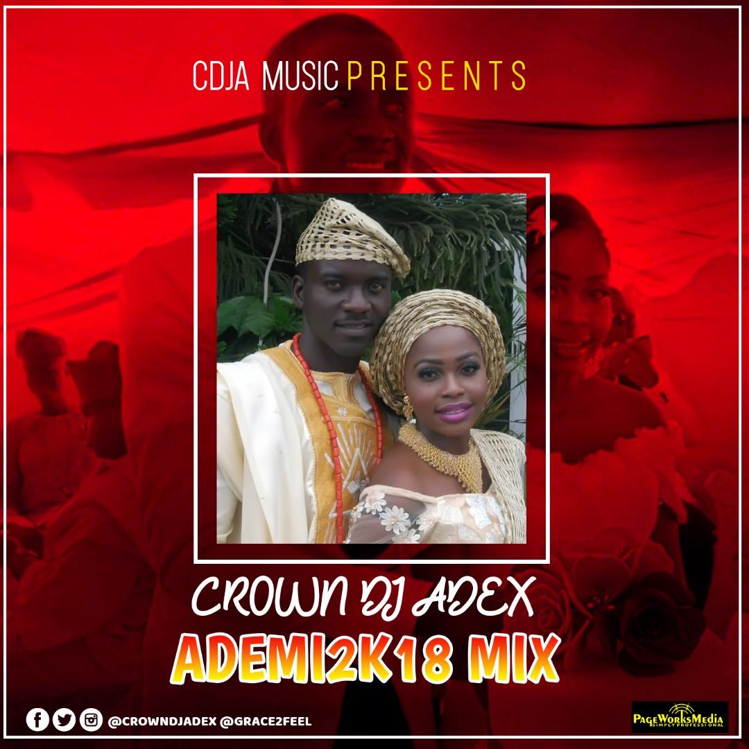 CROWN DJ ADEX BLOG @CROWNDJADEX: 2018