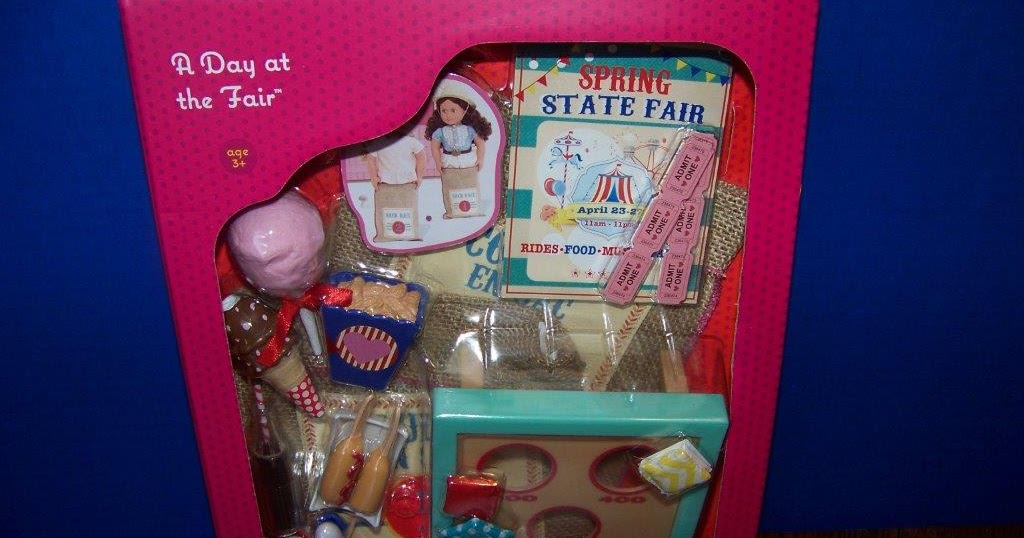 Living A Doll S Life Review Og A Day At The Fair