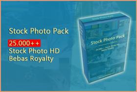 25.000++ Stock Photo Pack