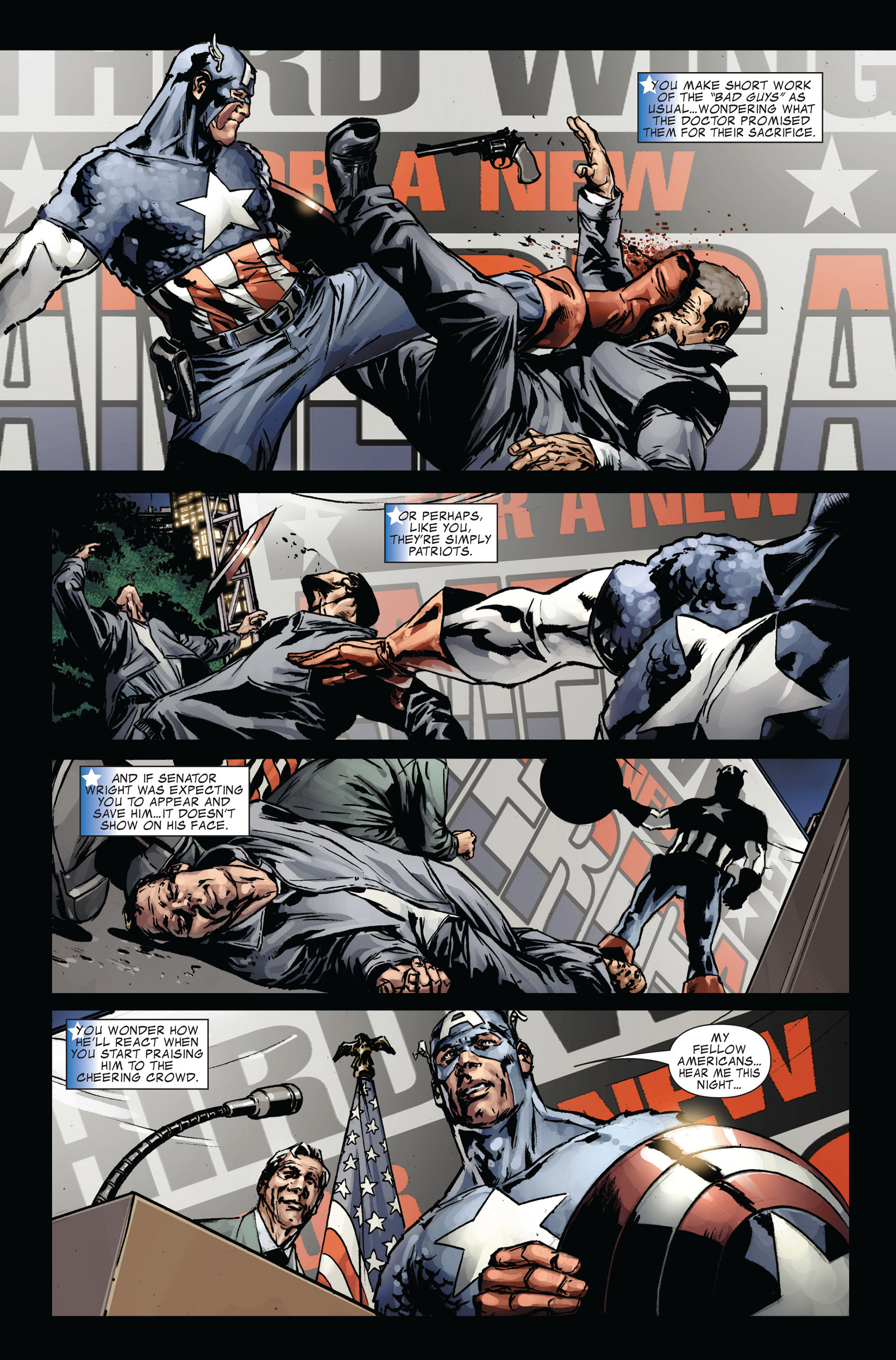 Captain America (2005) Issue #39 #39 - English 10