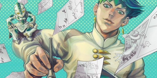 Thus Spoke Kishibe Rohan, Actu Japanime, Japanime, Jojo's Bizarre Adventure : Diamond is Unbreakable, David Production,