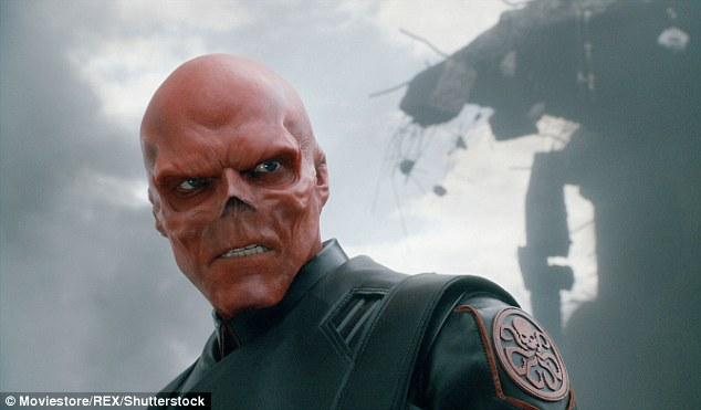 Henry Rodriguez Red Skull