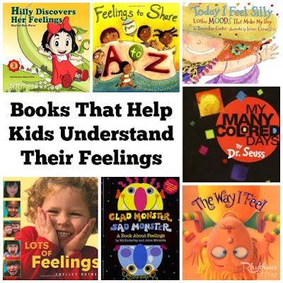 Books that help kids understand their feelings