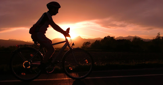 How Cycling Makes You healthier