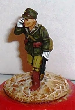 Converted Brigade Games Japanese command figure