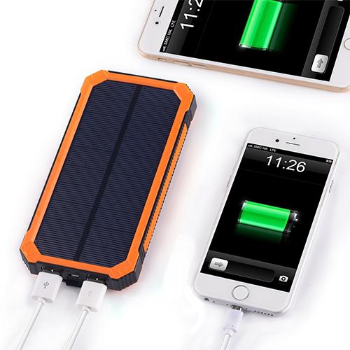 Meilleur chargeur solaire iphone, téléphone portable et smartphone 2016
