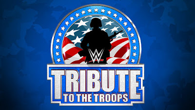 WWE Tribute to the Troops 2016 spoilers results