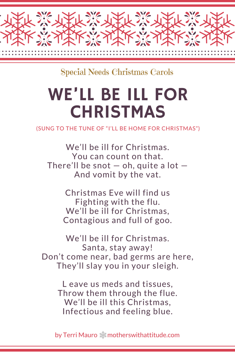 Mothers With Attitude: Special Needs Christmas Carols