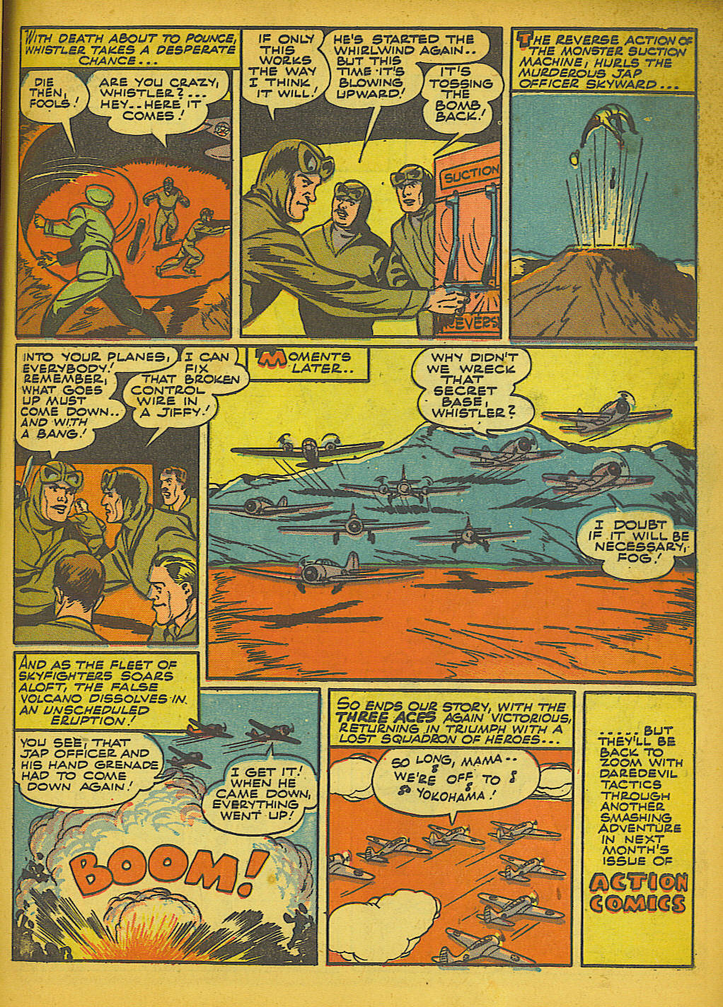 Read online Action Comics (1938) comic -  Issue #51 - 38