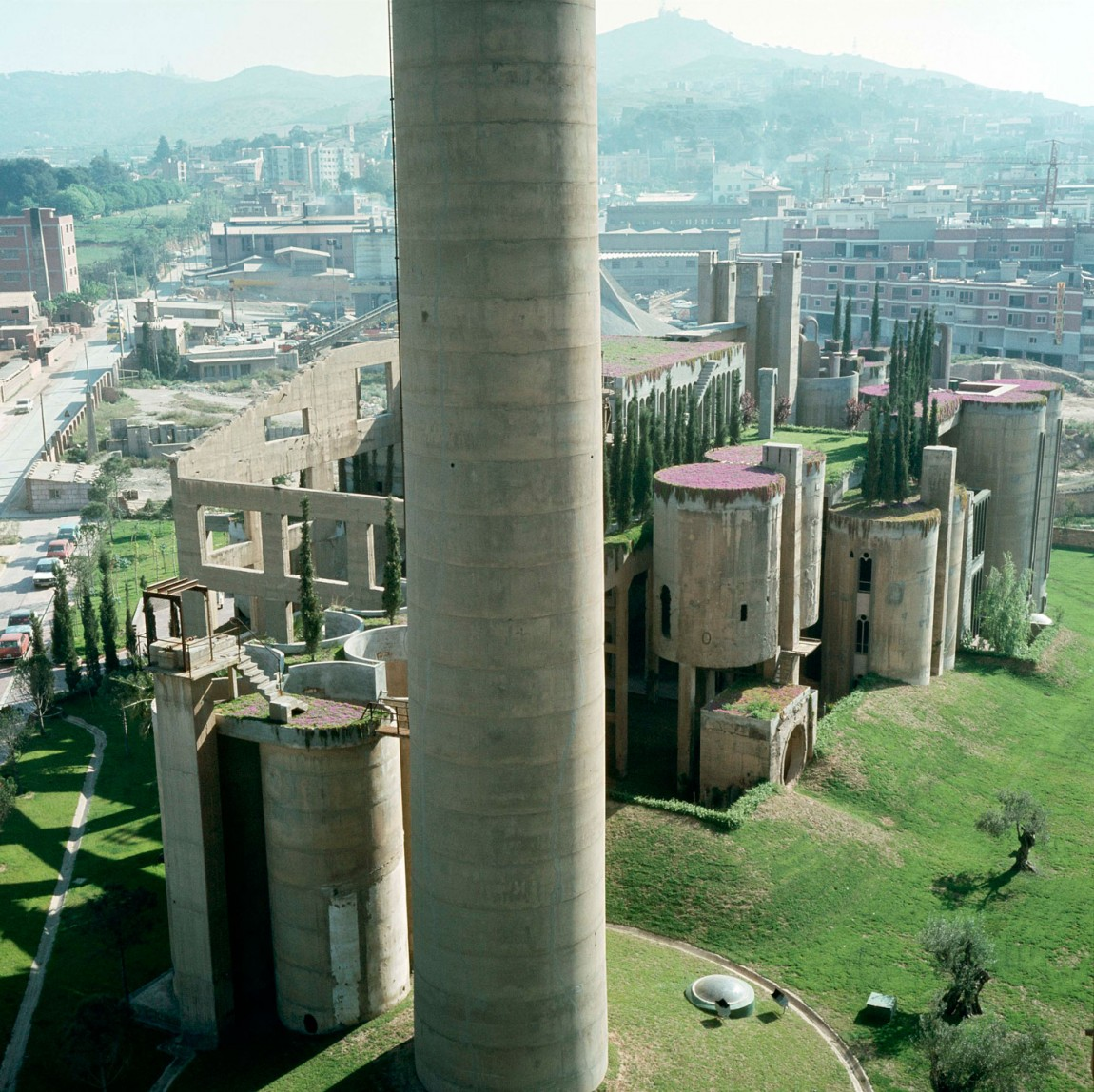Arquitectura: Loveisspeed.......: The Factory By Ricardo Bofill + Taller