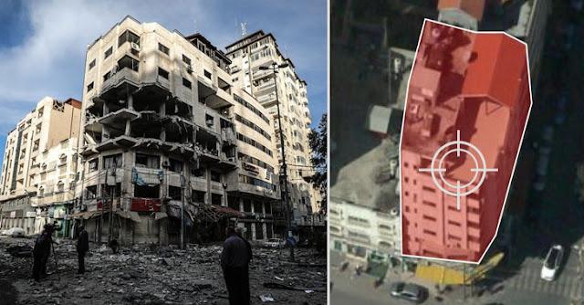 Israel Neutraliza Ataque Cibernético ao explodira Construção com Hackers Jihadist