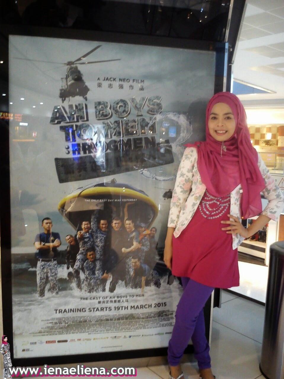 Ah Boys To Men 3: Frogmen Ditayangkan Di Malaysia 19 Mac 2015