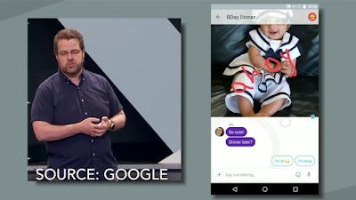 Allo app , Google i/o Project 2016