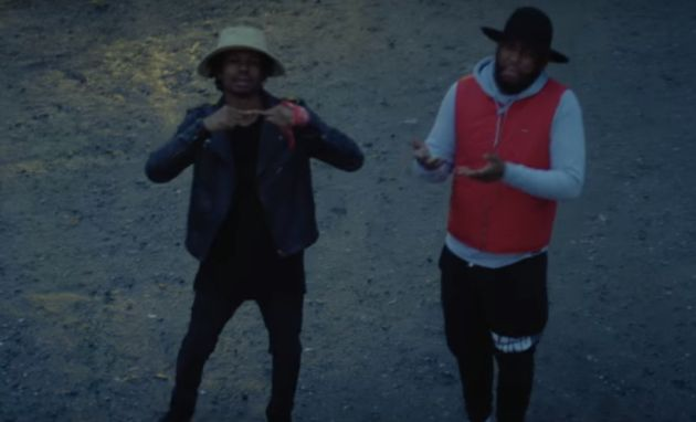 Raury - Trap Tears (Feat. Key!) [Vídeo]
