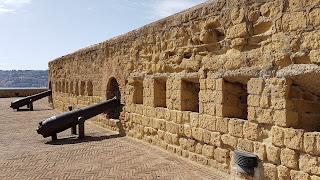cannoni al castello