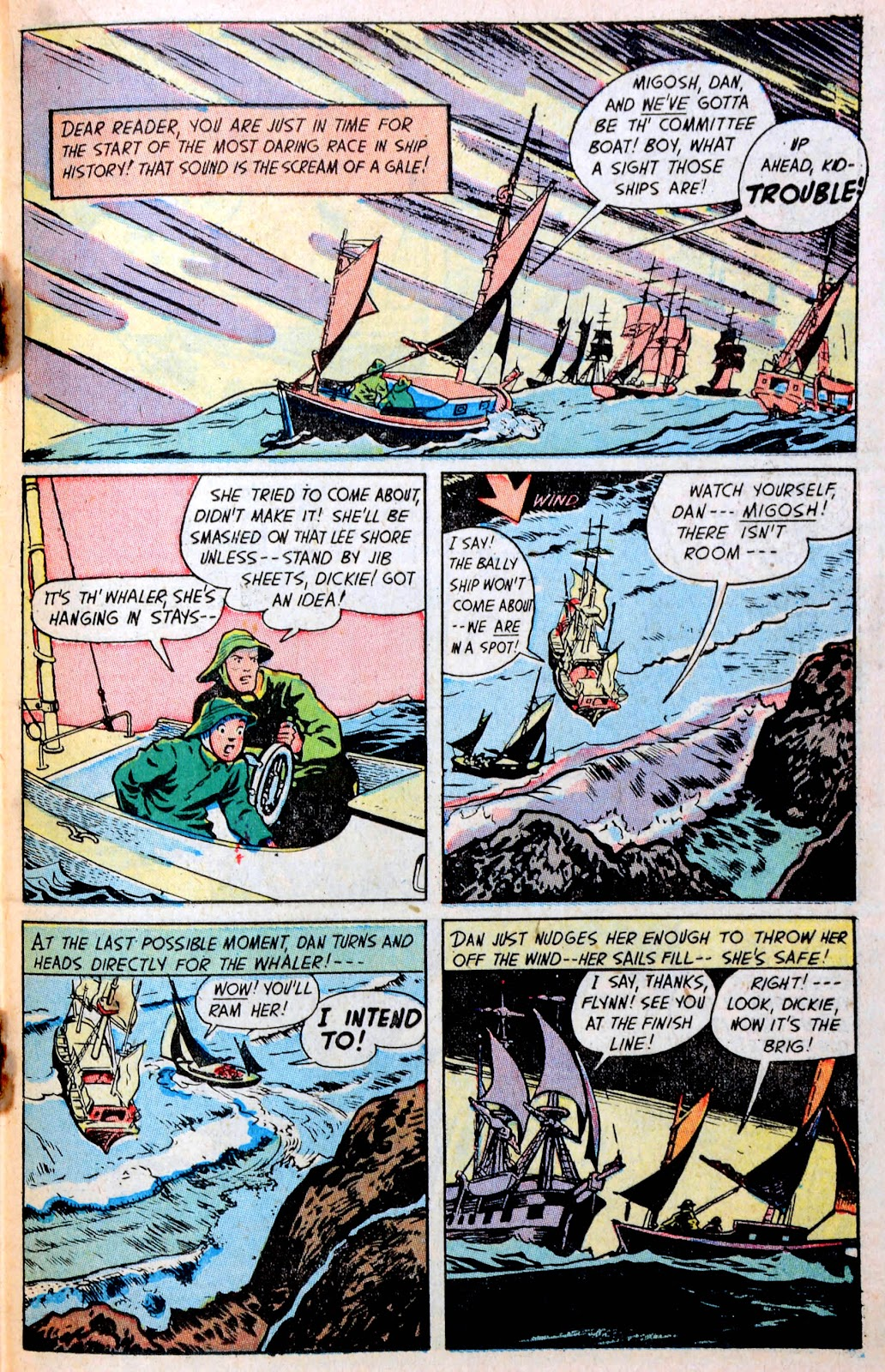 Read online Famous Funnies comic -  Issue #194 - 27