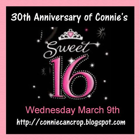 Connie B-Day Hop