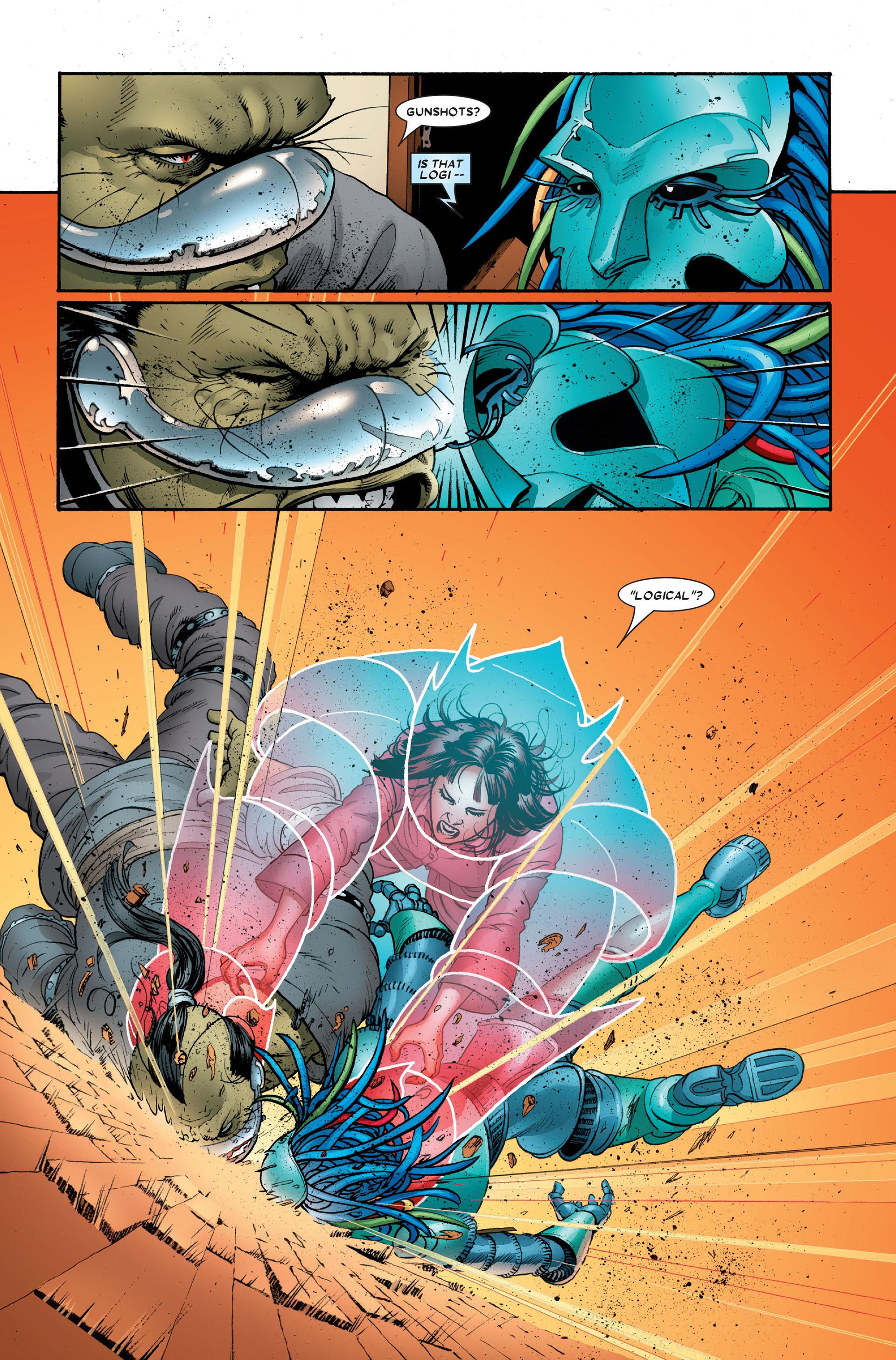 Read online Astonishing X-Men (2004) comic -  Issue #18 - 9