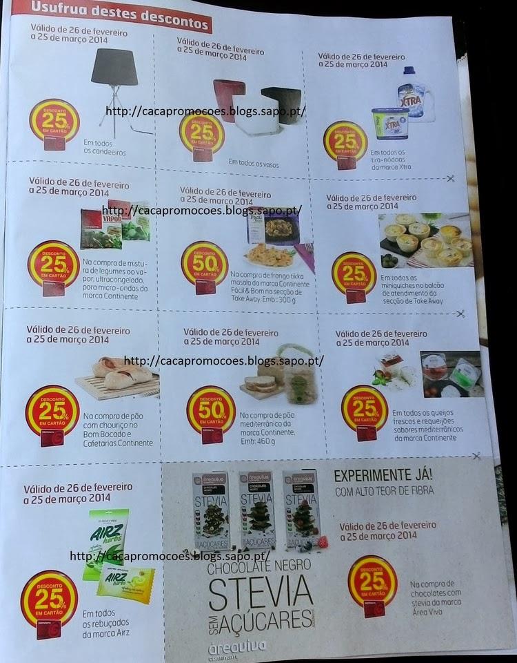 Frugalidade Açoriana  Cupões Desconto - Revista Continente Magazine ... 127dd8e148
