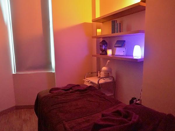 A massage at Q61