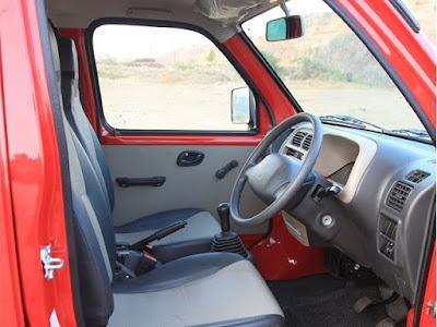 Maruti Suzuki Eeco front row image
