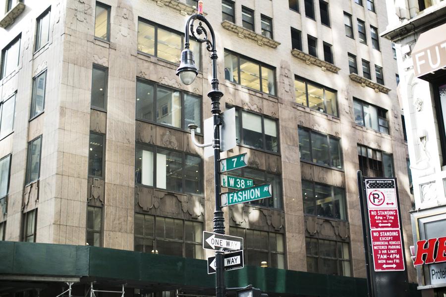 BE FASHIONABLY: Calle de la moda...NYC