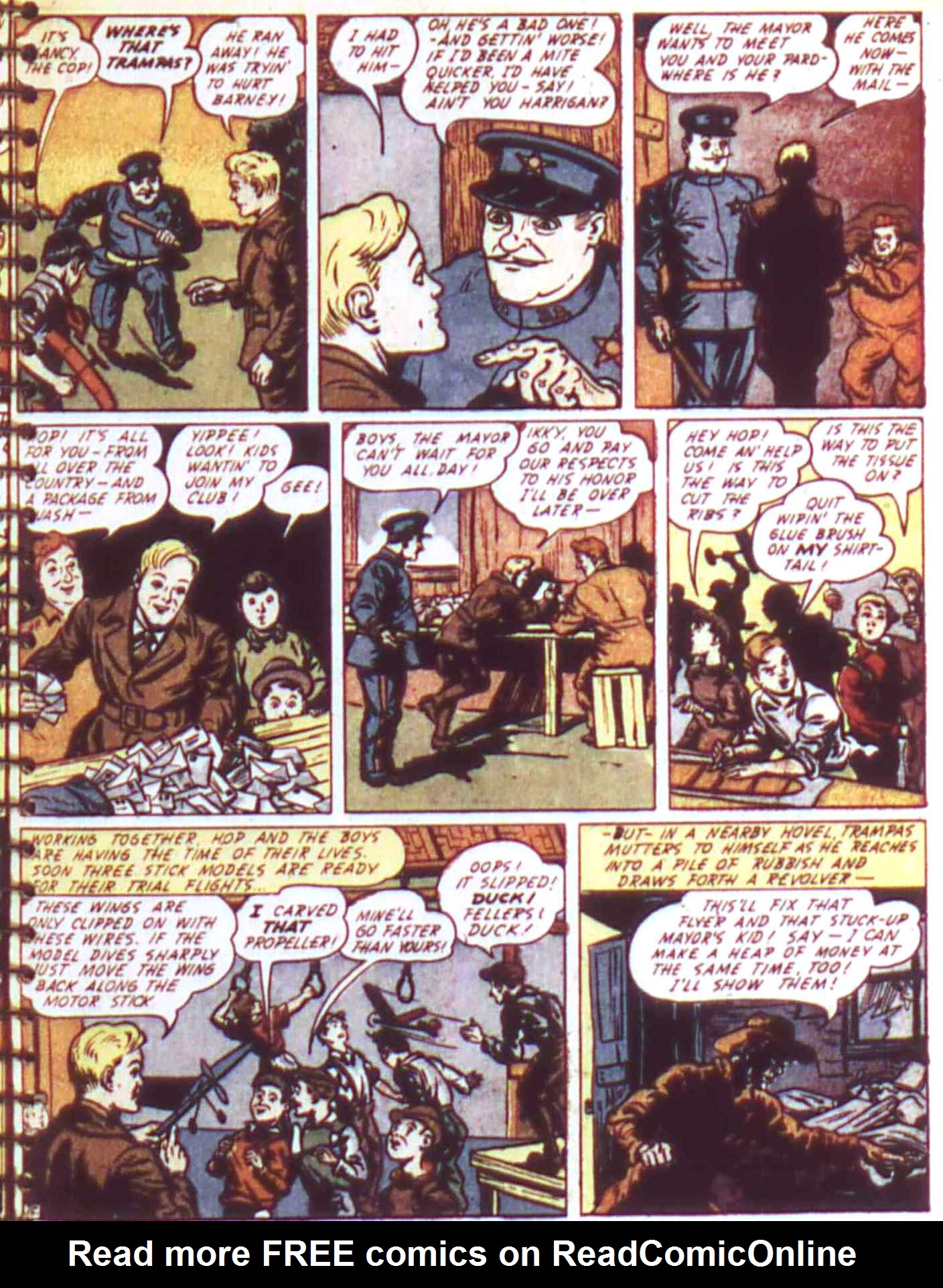 Read online All-American Comics (1939) comic -  Issue #17 - 23