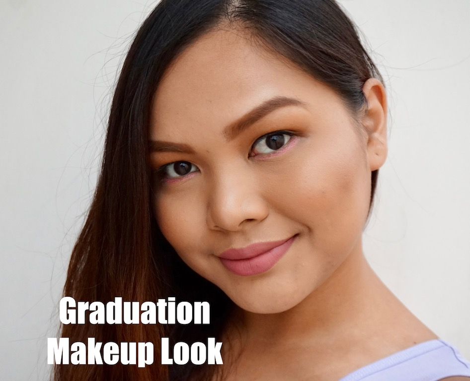 Graduation Time Is Here And Heres A Makeup Look Featuring Products That You Can Readily Obtain From Drugstores Department Stores Its Easy