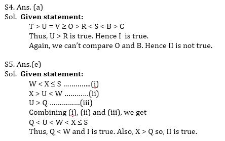 Reasoning Quiz for IBPS PO Prelims_70.1