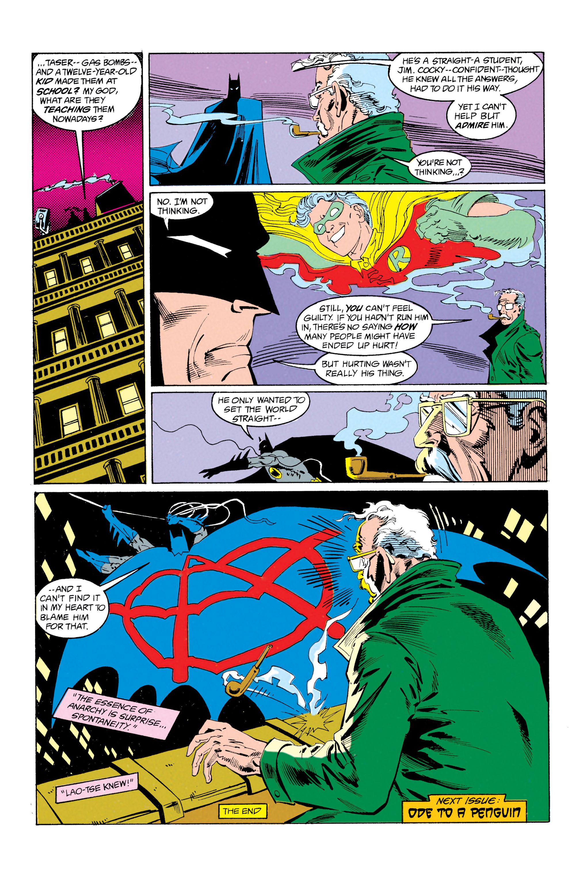 Detective Comics (1937) 609 Page 22