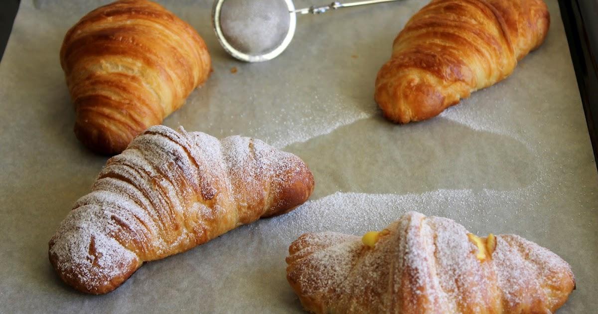 Croissant francesi sfogliati, la ricetta del Ritz (Giorilli docet)
